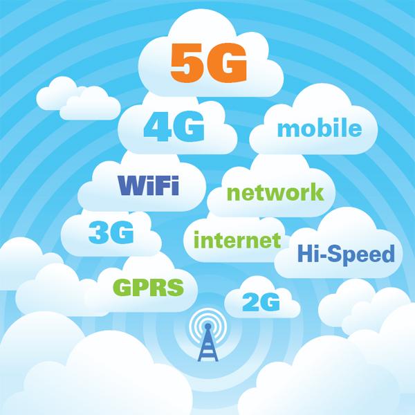遂に最大1Gbps通信の時代が到来! ZTEが「5G」対応スマートフォンを展示