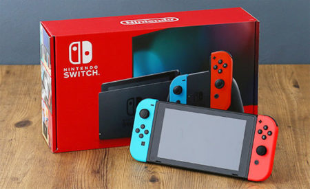 "任天堂Switch""価格崩壊""始まる。地方では、実店舗の在庫あり状態か!?"