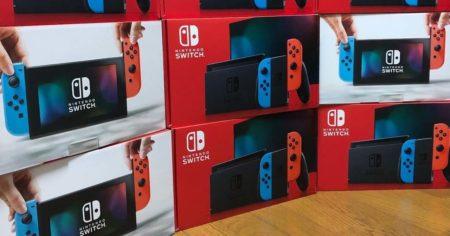 任天堂Switchの入荷増加による転売屋の在庫放出始まる