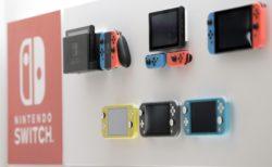 任天堂Switchの入荷状況を大手家電量販店の販売頻度から予測してみた。
