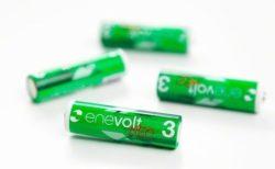 """単3電池の新常識!充電池なのに""""1.5V出力の新未来""""電圧なんて気にしなくて良い時代がすぐそこに"""